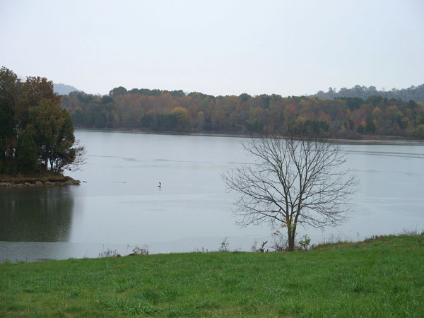 Beautiful Cordell Hull Lake